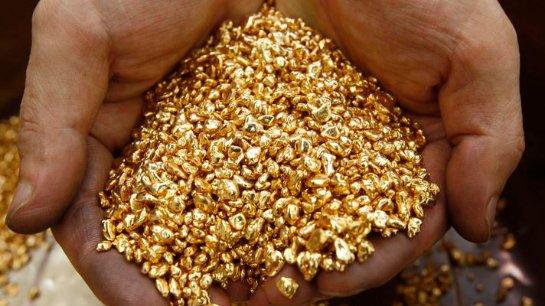 Ученые рассказали, откуда на Земле появилось золото