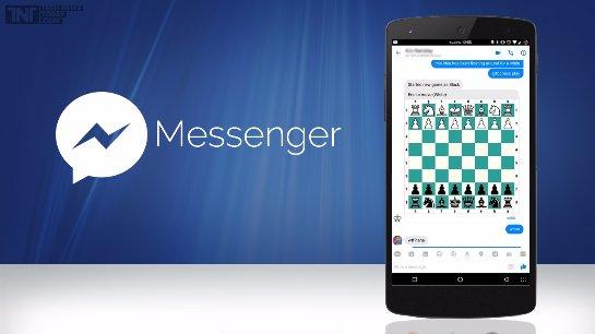 В Messenger от Facebook появились игры