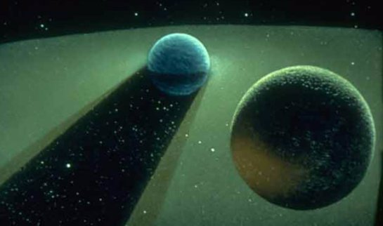 Ученые выдвинули еще одну гипотезу зарождения Луны