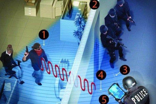 Российские ученые научились видеть людей сквозь стены