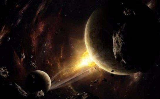 Земные бактерии, попавшие в открытый космос, выжили