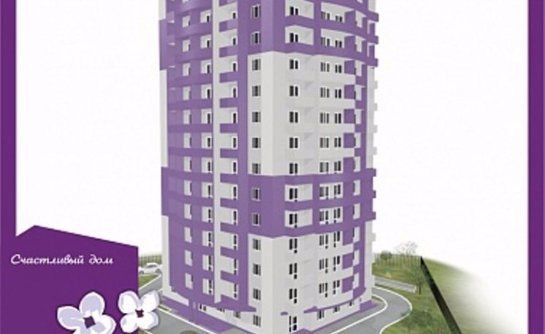 Десятки квартир в новых жилых комплексах Перми