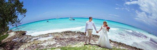 Свадьба в Доминикане:  помощь в организации сказочной церемонии