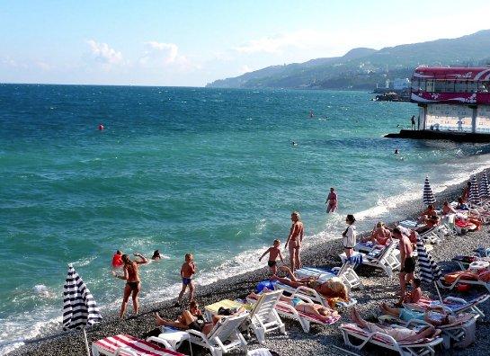 Список лучших пляжей Крымского полуострова