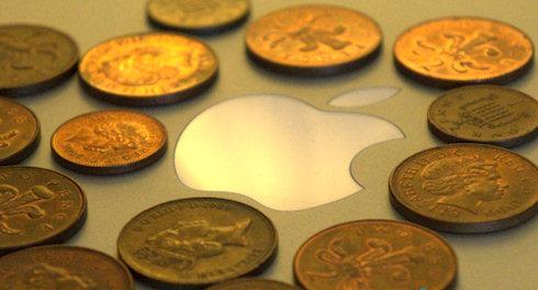 Apple продала iPhone на 150 млрд долларов