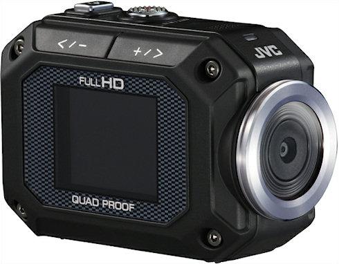 Видеокамера высокой четкости JVC Adixxion GC-XA1