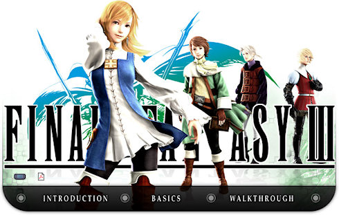 Final Fantasy III для OS Android