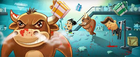 Bullistic Unleashed – бычки выходят на охоту