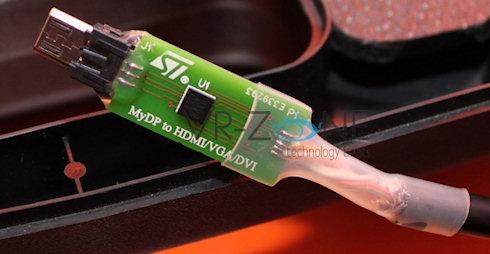 Mobility DisplayPort – единый порт для передачи данных