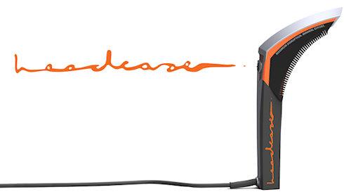 Headcase — фен и расческа в одном корпусе