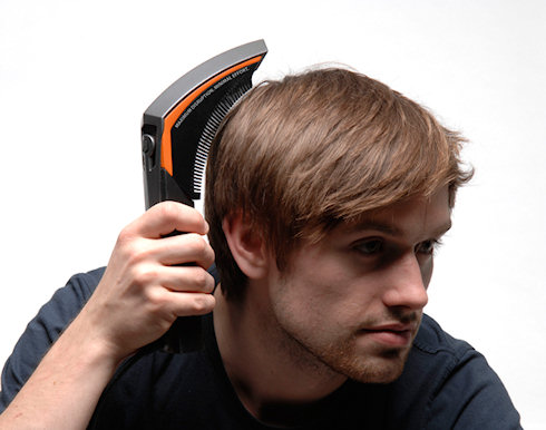Headcase - фен и расческа в одном корпусе