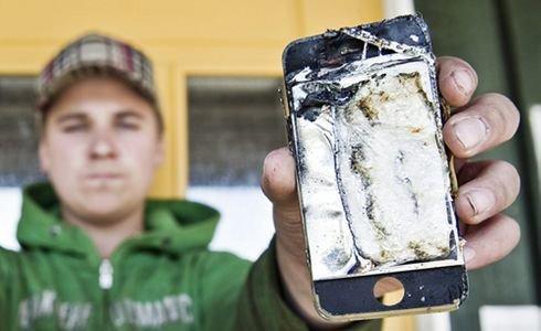 Гори iPhone, гори!