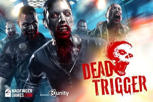 Dead Trigger – кошмары высокого качества