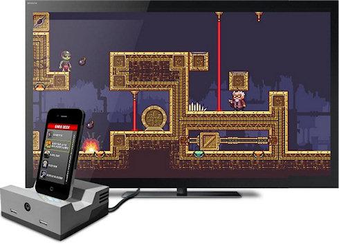 GameDock: iPhone родом из детства