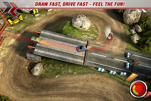 Draw Race 2: рисуем, газуем, побеждаем!