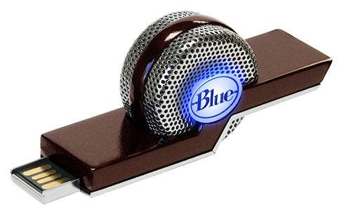 Blue Tiki – микрофон с шумоподавлением