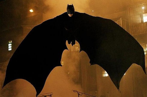 Физики изучили полет Бэтмена
