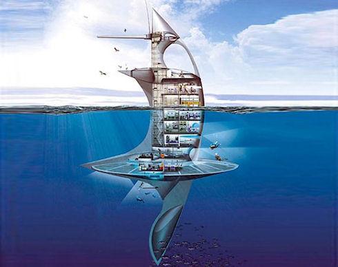 Подводная лаборатория SeaOrbiter