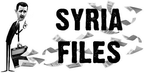 WikiLeaks опубликовала сирийскую переписку