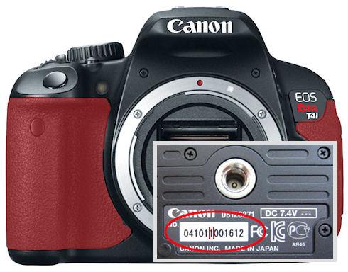 Обнаружен брак в камерах Canon EOS 650D