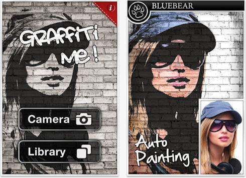 Graffiti Me: фото в стиле граффити