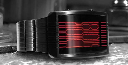 Tokyoflash Kisai Online – наручные часы с акселерометром