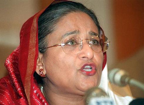 Арестован автор коллажа на премьер-министра Бангладеш