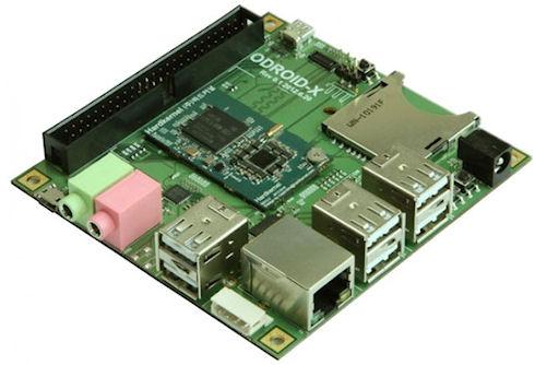 Корейский бюджетный компьютер с процессором ARM
