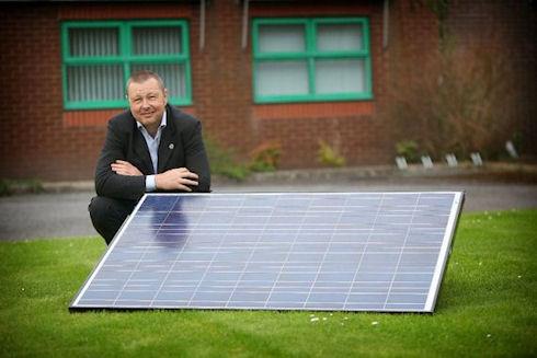 bSolar выводит на рынок двусторонние солнечные панели