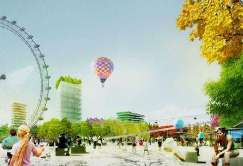 В Голландии появится город-сад
