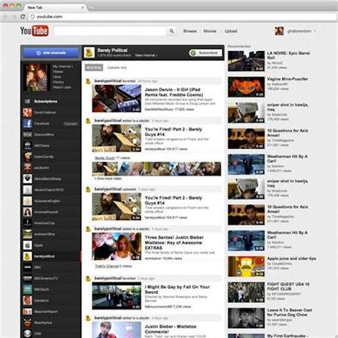 YouTube может заменить обычные СМИ