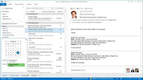 Microsoft Office 2013 переходит на Metro