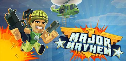 Непобедимый Major Mayhem