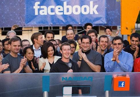 Акции Facebook упали в цене на 10% за неделю