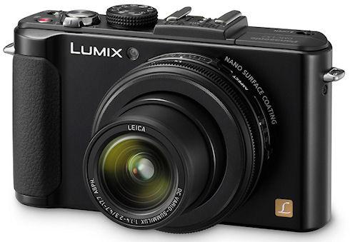 Новая компактная камера Panasonic Lumix DMC-LX7