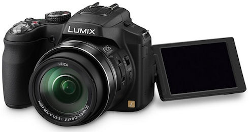 Суперзум Panasonic Lumix DMC-FZ200