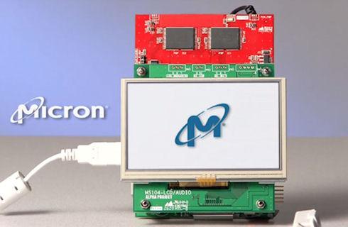 Начато производство памяти PCM