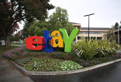Акции eBay взлетели в цене