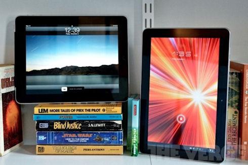 Apple добилась запрета продаж Samsung Galaxy Tab 7.7 в Европе