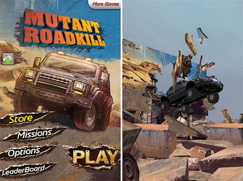 Mutant Roadkill – на автомобиле против зомби
