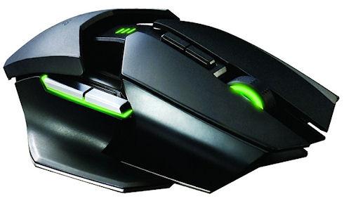 Компьютерная мышь-трансформер Razer Ouroboros