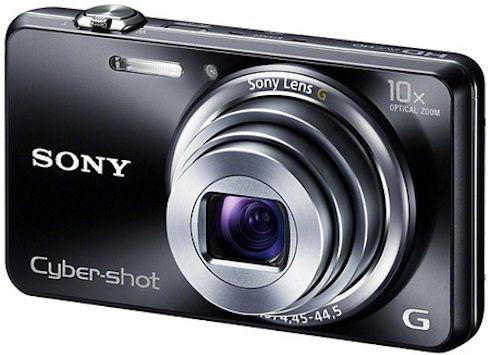 Sony Cyber-shot DSC-WX170: компактный и быстрый