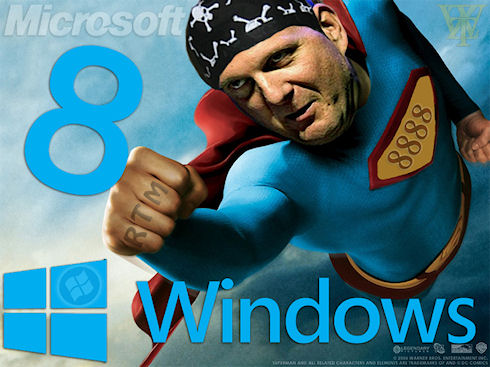 Финальная сборка Windows 8 RTM готова к выходу