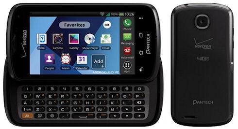 Новый смартфон Pantech Star Q