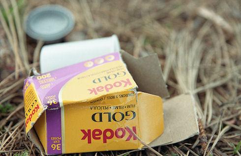 Apple и Google могут выкупить все патенты Kodak