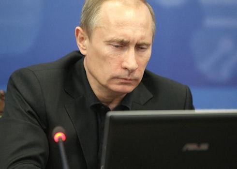 Путин подписал закон о создании реестра «вредных» сайтов