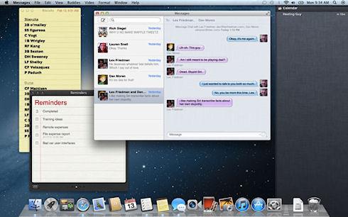 Mac OS X Mountain Lion разошлась в количестве 2 млн копий за двое суток