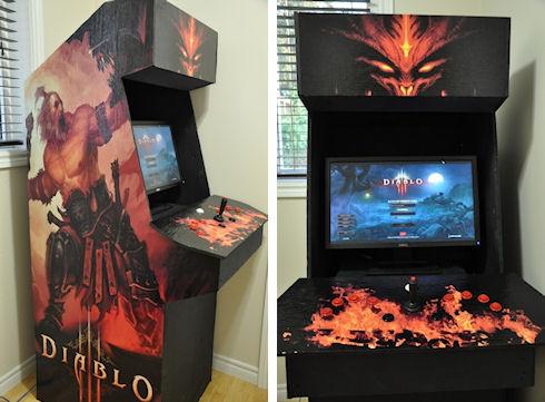 Игровой автомат Diablo III