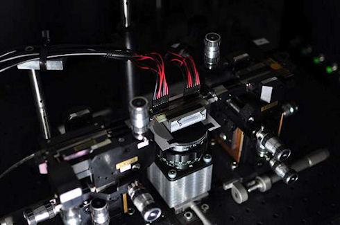 Создан миниатюрный квантовый процессор