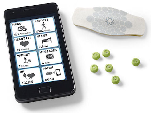 Органические чипы проконтролируют прием лекарств